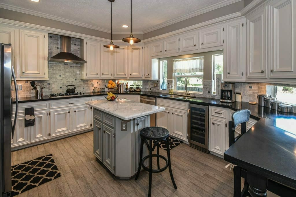 Cypress, TX Home - Interiors Shot of Kitchen