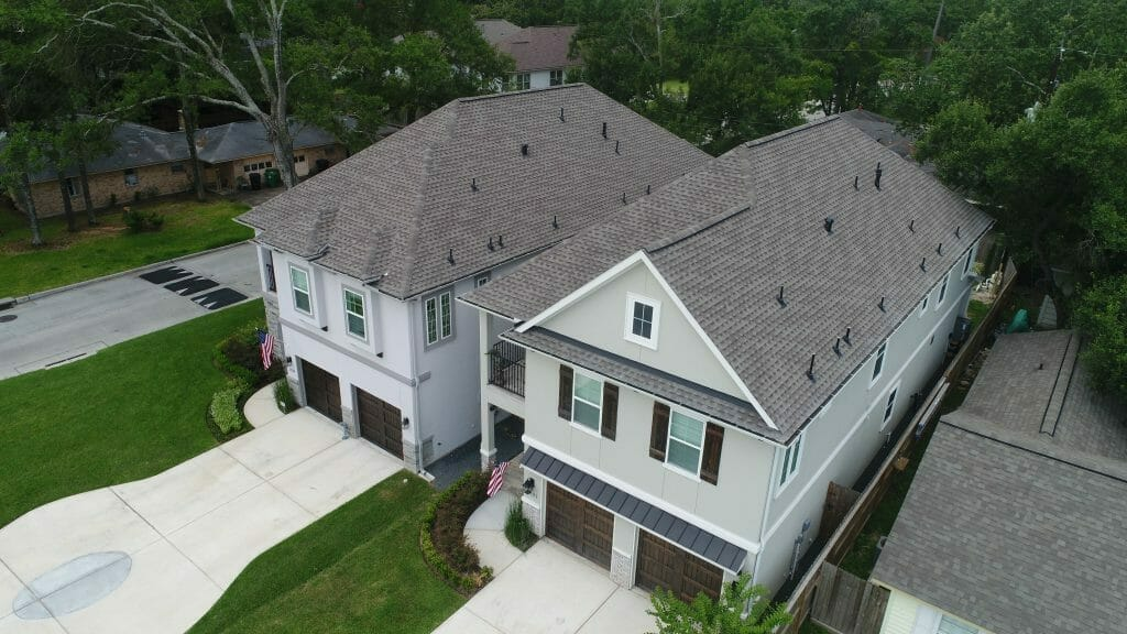 Residential Real Estate Listing - Jacquelyn Drive in Northwest Houston.