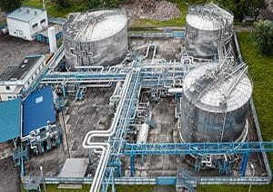 Oil & Gas Drone Services