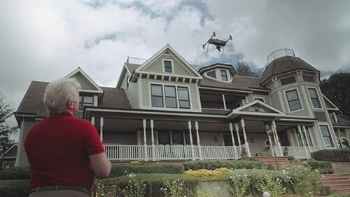 6 Cool Ways Drone Services Can Save You Time And Money (2018)