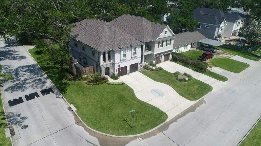 Drone Real Estate Photo