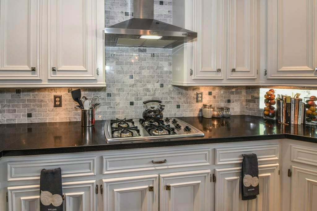 Cypress, TX Home - Interior Shot of Kitchen
