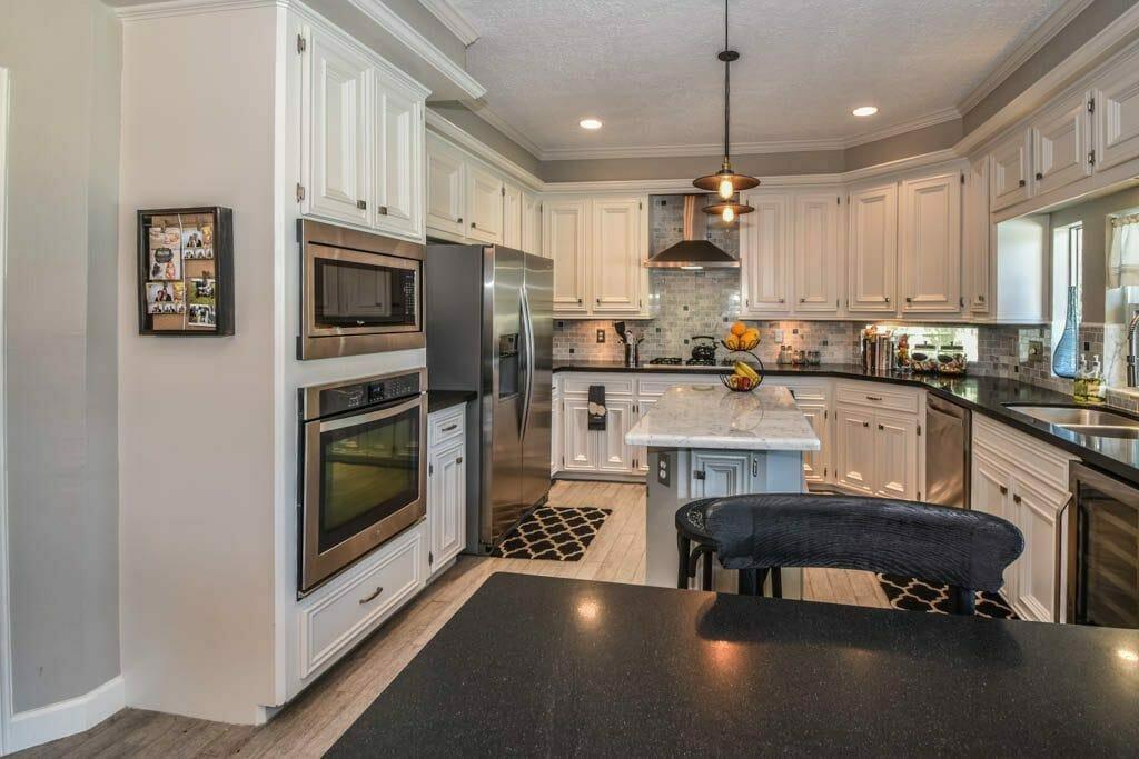 Cypress, TX - Interior Shot of Kitchen