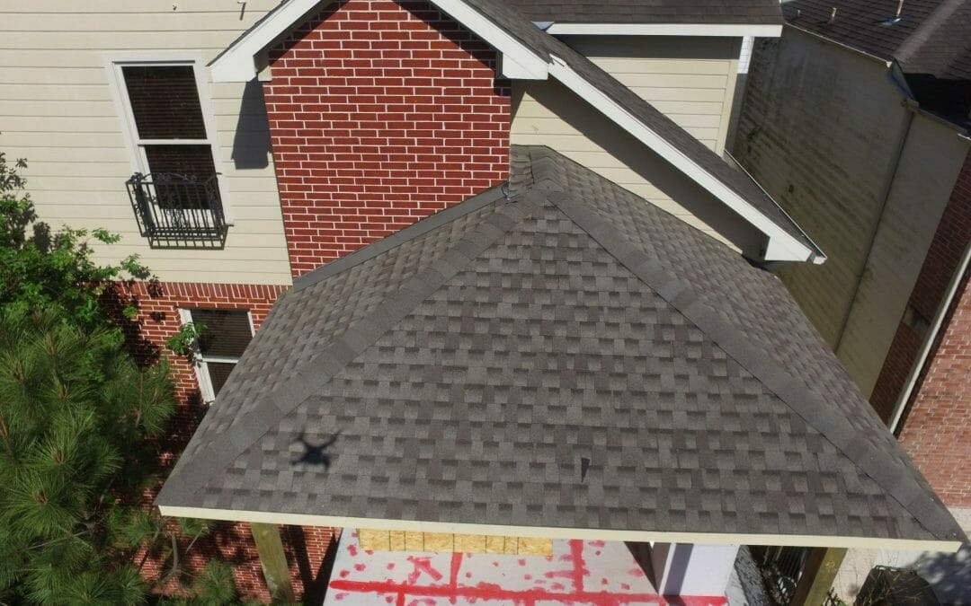 Using Drones For Home and Roof Inspections