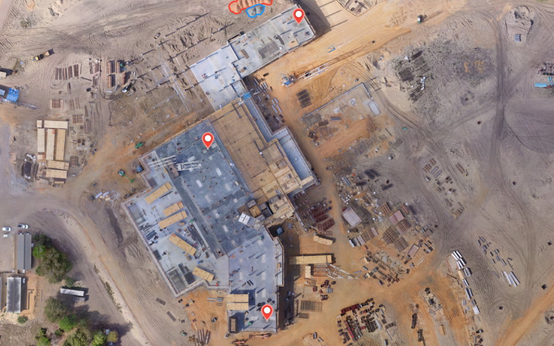 Drone Mapping For Construction Wins Firms Bids, Helps With Planning and Reporting